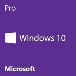 MICROSOFT Windows Pro 10 64-Bit Eng Intl 1pk DSP OEI DVD FQC-08929