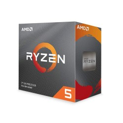 AMD RYZEN 5 3600 6-Core 3.6 GHz (4.2 GHz Turbo) AM4 65W Desktop Processor