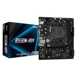 ASROCK B550M-HDV Micro ATX AM4 AMD Motherboard