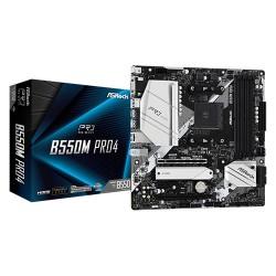 ASROCK B550M Pro4 Micro ATX AM4 AMD Motherboard