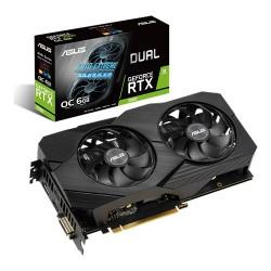 ASUS Dual GeForce RTX 2060 6GB GDDR6 OC EVO VGA Card