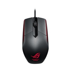ASUS ROG Sica Ambidextrous Optical Gaming Mouse - Steel Grey