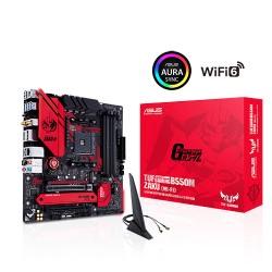 ASUS TUF GAMING B550M WIFI ZAKU II Edition Micro ATX AMD AM4 Motherboard