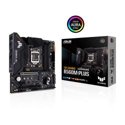 ASUS TUF GAMING B560M-PLUS Micro ATX Intel LGA1200 Motherboard