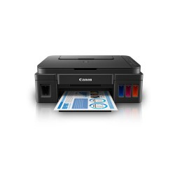 CANON PIXMA G2000 Printer Inkjet Berwarna All-in-One / Multifungsi Ink Tank System / Infus Original