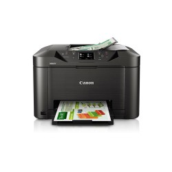 CANON MAXIFY MB5070 WiFi ADF Printer Inkjet Berwarna Multifungsi