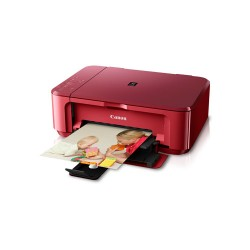 CANON Pixma MG3570 WiFi Printer Inkjet Berwarna Multifungsi - Red
