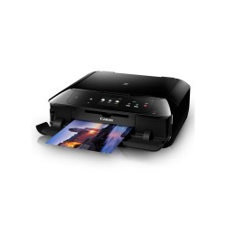 CANON Pixma MG7770 WiFi NFC Printer Inkjet Berwarna Multifungsi - Black
