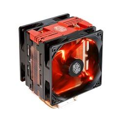 COOLER MASTER Hyper 212 LED Turbo Red CPU Cooler