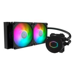 COOLER MASTER MasterLiquid ML240L ARGB V2 AIO Liquid CPU Cooler