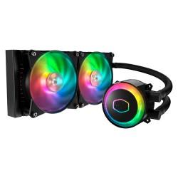 COOLER MASTER MasterLiquid ML240R RGB AIO CPU Liquid Cooler