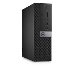 DELL Optiplex 3040 (Core i3-6100, Windows 7 Pro) SFF Desktop PC