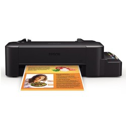 EPSON L120 Printer Inkjet Berwarna Ink Tank / Infus Original