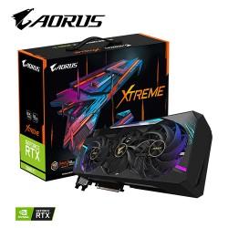 GIGABYTE AORUS GeForce RTX 3080 Ti XTREME 12GB GDDR6X GV-N308TAORUS X-12GD VGA Card