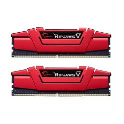 GSKILL Ripjaws V 16GB (2x8GB) DDR4 2666 MHz RAM PC F4-2666C19D-16GVR