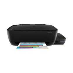 HP Deskjet GT 5820 Wireless Printer Inkjet Berwarna All-in-One / Multifungsi Ink Tank System / Infus Original M2Q28A