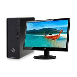 HP Slimline 290-p0032d Desktop PC Intel Core i3-8100 4GB DDR4 1TB Intel HD Windows 10