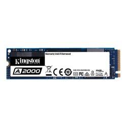 KINGSTON A2000 250GB M.2 2280 NVMe PCIe Gen 3.0 x4 Internal SSD