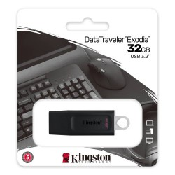 KINGSTON DataTraveler Exodia DTX 32GB USB 3.2 Flash Disk