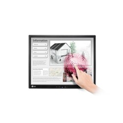 LG 19MB15T-B 19 inch Touchscreen LED Monitor