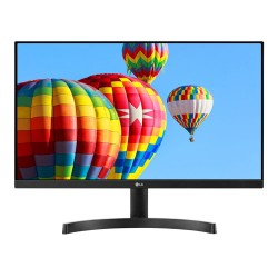 LG 24MK600M 24 inch Full HD 1920x1080 IPS 75Hz 5ms Borderless LED Monitor