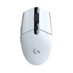 LOGITECH G304 Lightspeed Wireless Gaming Mouse - White