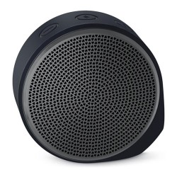 LOGITECH X100 Mobile Wireless Speaker [984-000356] - Black Grey Grill