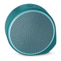 LOGITECH X100 Mobile Wireless Speaker [984-000376] - Cyan Green Grill