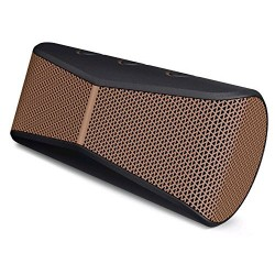 LOGITECH X300 Mobile Wireless Stereo Speaker [984-000397] - Black Brown Grill