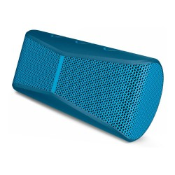 LOGITECH X300 Mobile Wireless Stereo Speaker [984-000427] - Blue Grill
