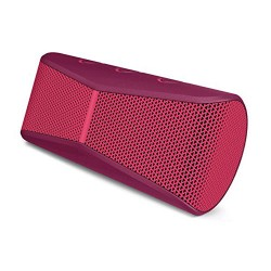 LOGITECH X300 Mobile Wireless Stereo Speaker [984-000426] - Red Grill