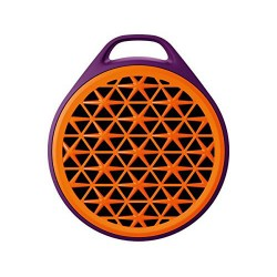 LOGITECH X50 Mobile Wireless Speaker [980-001089] - Orange