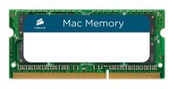 CORSAIR 4GB DDR3 1333 MHz (PC3-10600) Mac Memory SODIMM RAM [CMSA4GX3M1A1333C9]
