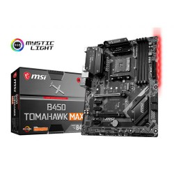 MSI B450 Tomahawk MAX ATX AM4 AMD Motherboard