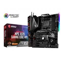 MSI MPG X570 Gaming Edge WIFI ATX AM4 AMD Motherboard