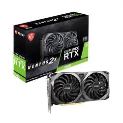 MSI GeForce RTX 3060 Ventus 2X OC 12GB GDDR6 VGA Card