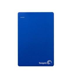 SEAGATE Backup Plus Slim 1TB Portable External Hard Drive [STDR1000302] - Blue