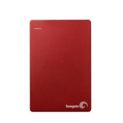 SEAGATE Backup Plus Slim 1TB Portable External Hard Drive [STDR1000303] - Red
