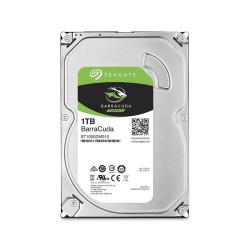 "SEAGATE BarraCuda35 1TB 7200 RPM 64MB Cache SATA 6.0Gb/s 3.5"" Internal Desktop Hard Disk Drive ST1000DM010"