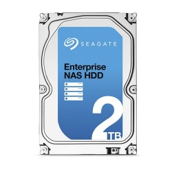 SEAGATE 2TB Enterprise NAS Desktop Hard Drive [ST2000VN0001]