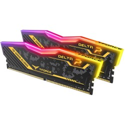 T-Force Delta TUF RGB 16GB (2x8GB) DDR4 3200 MHz RAM PC