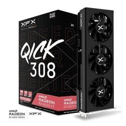 XFX Speedster QICK 308 Radeon RX 6600 XT 8GB GDDR6 RX-66XT8LBDQ VGA Card