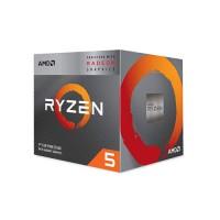 AMD RYZEN 5 3400G 4-Core 3.7 GHz (4.2 GHz Turbo) AM4 65W with Radeon Vega 11 Graphics Desktop Processor