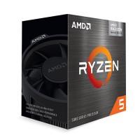AMD RYZEN 5 5600G 6-Core 3.9 GHz (4.4 GHz Turbo) AM4 65W with RX Vega 7 Graphics Desktop Processor