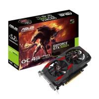 ASUS GeForce GTX 1050 Ti 4GB GDDR5 128-Bit Cerberus Edition VGA Card Cerberus-GTX1050TI-O4G