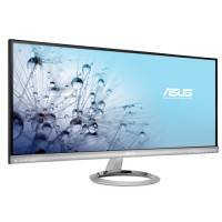 ASUS MX299Q 29 inch Ultrawide QHD 2560x1080 Frameless IPS DVI HDMI DisplayPort Audio by Bang & Olufsen ICEpower LED Monitor