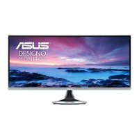 ASUS MX34VQ 34 inch UWQHD 3440x1440 HDMI DisplayPort Built-in Speakers Curved LED Monitor