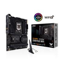 ASUS TUF GAMING Z590-PLUS WIFI ATX Intel LGA1200 Motherboard