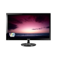 ASUS VS278Q 27 inch Full HD 1920x1080 1ms Built-in Speakers D-Sub HDMI DisplayPort LED Monitor