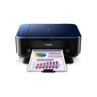 CANON PIXMA E560 WiFi Printer Inkjet Berwarna Multifungsi